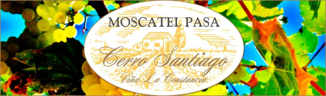 Moscatel Pasa