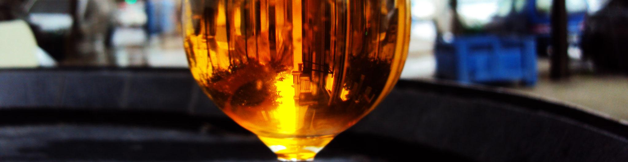 Copa de Oloroso, La Bodeguita Despacho de Vinos